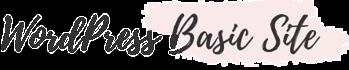 WordPress Basic Site